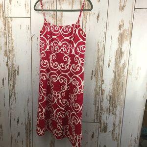 Ann Taylor, Skinny Strap Dress, Size 4.  D51